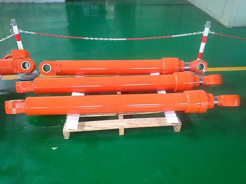 excavator cylinders, high pressure