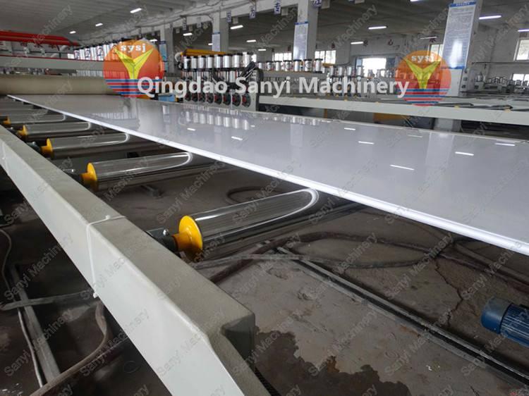 Co-extrusion Machine for PVC Foam Board