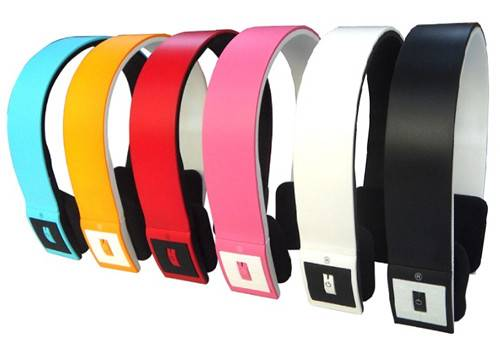 Portable Wireless Bluetooth Stereo Headset