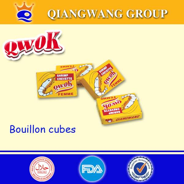 Crevette Bouillon Cube Shrimp Seasoning Cube