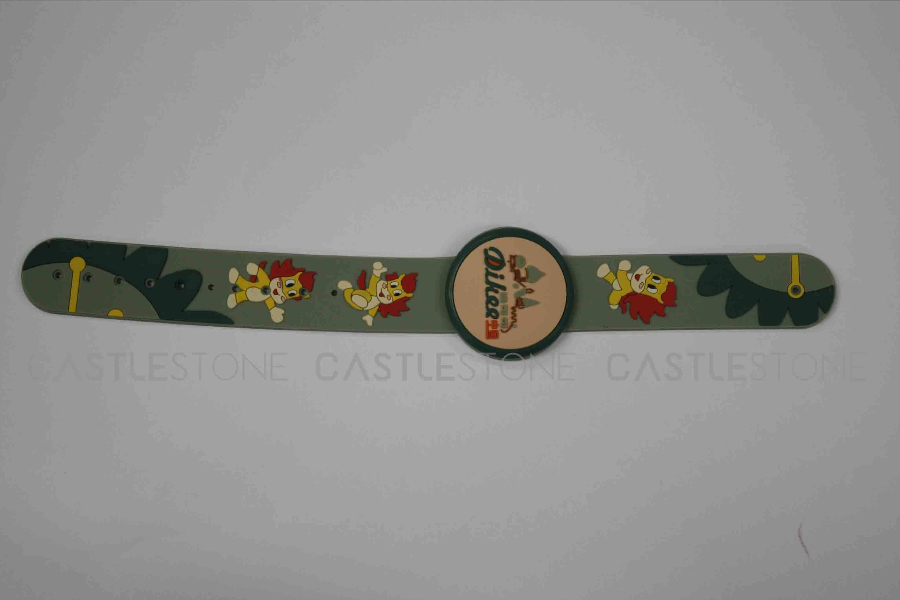 Excellent quaility RFID PVC wristband