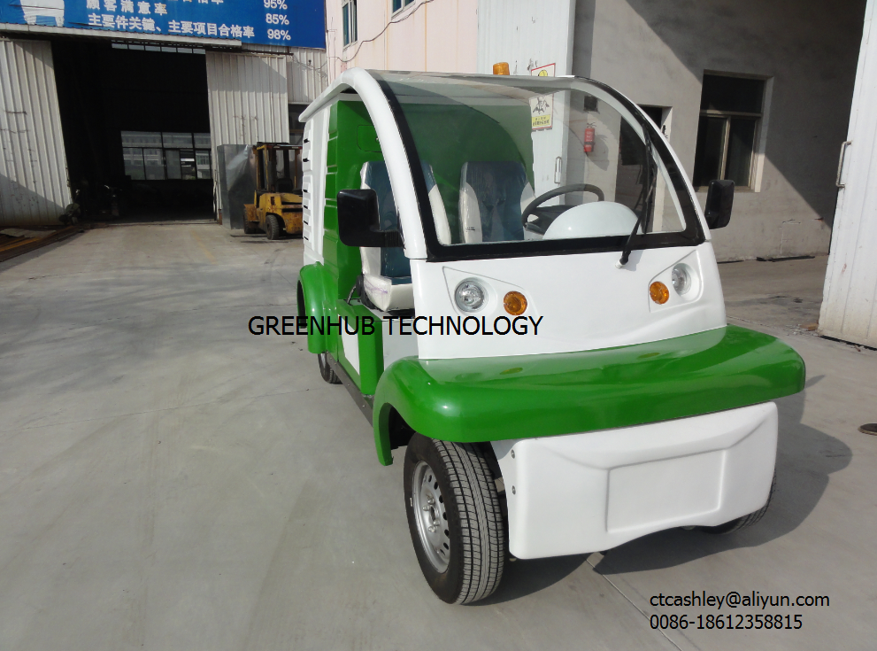 GD-CX401-A ELECTRICAL HIGH PRESSURE WASHING VEHICLE