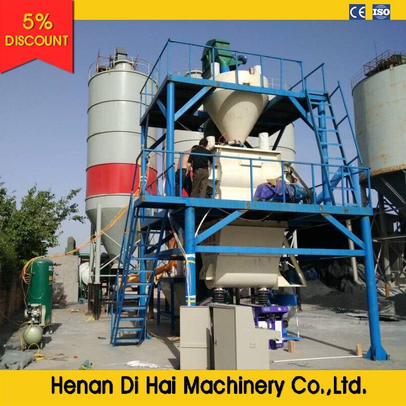 Automatic tile gule mortar, ceramic adhesive mortar, dry mortar mixing plant