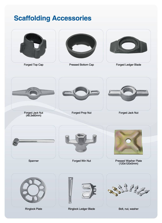 scaffoldign accessories