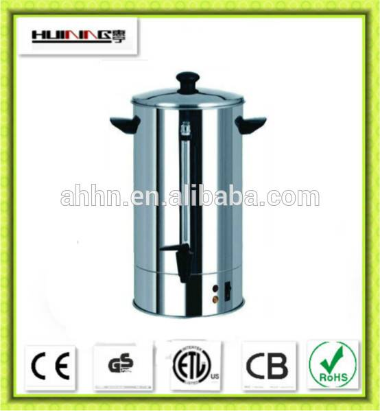 2016 Electric Stainless Steel thermal 30 liter water boiler kettle