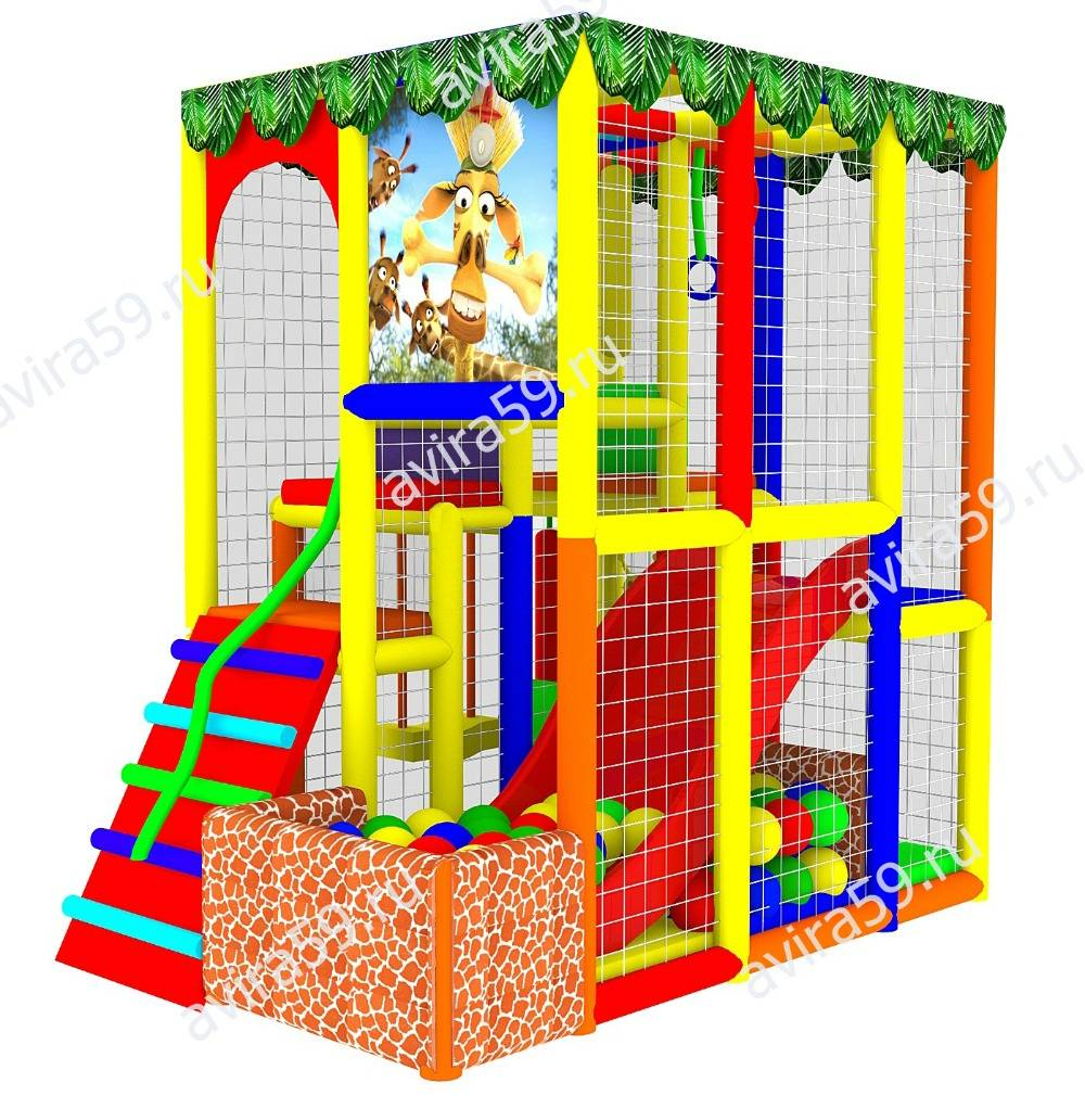 Indoor playground Jungle-1