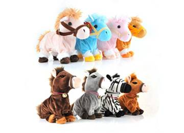 Custom Plush Horse Toys Wholesale