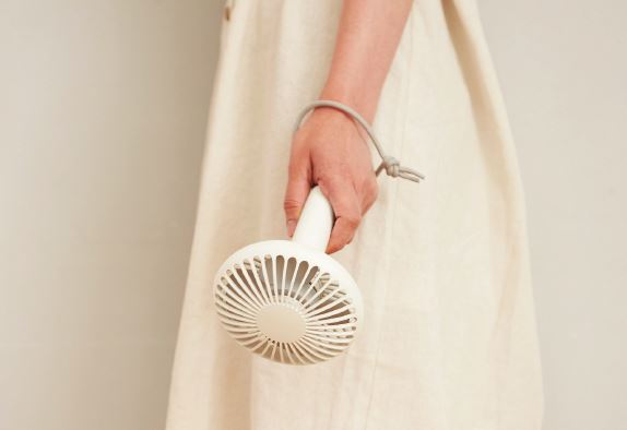 HANDS 2 Handheld Mini Fan