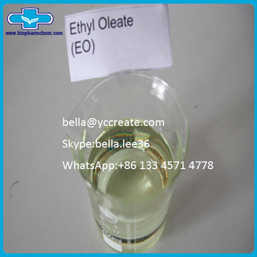 Steroids Carrier Safe Organic Solvent Ethyl Oleate