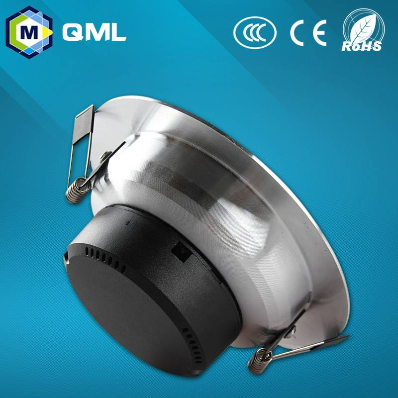 CE listed led downlights with good quality