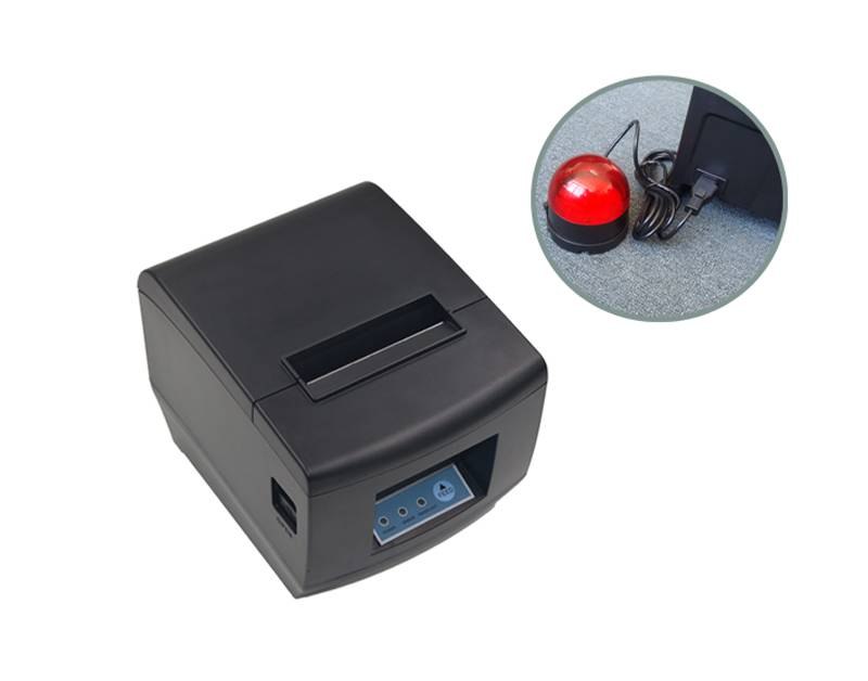 80MM High speed Thermal POS Receipt Printer AUTO Cutter   LEF-8350