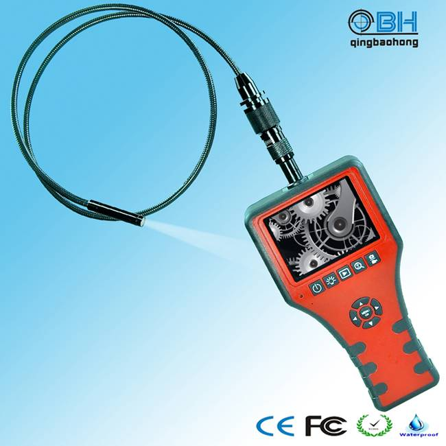 3.5 inch Manual Focusing Video Borescope