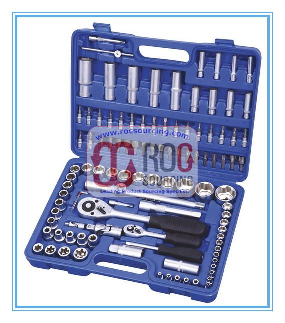 108PCS Socket Set Socket Wrench Other Tool Set Tool kit Tool box Hand tool