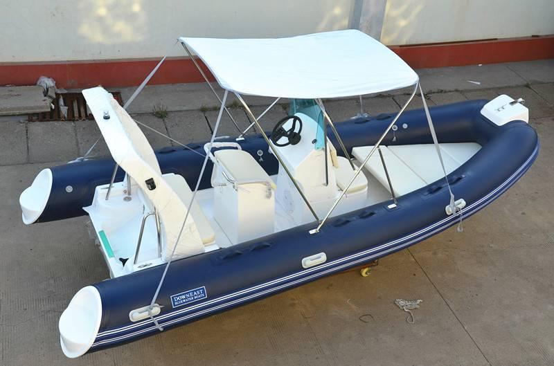 5.2m rigid inflatable boat RIB520 yacht