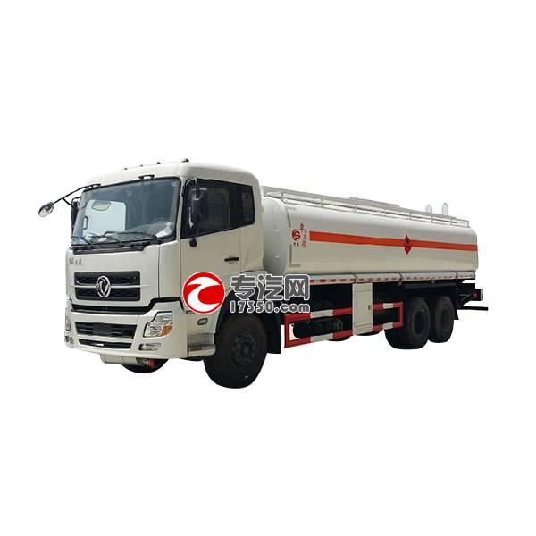 Dongfeng tianlong 25cbm fuel tanker truck
