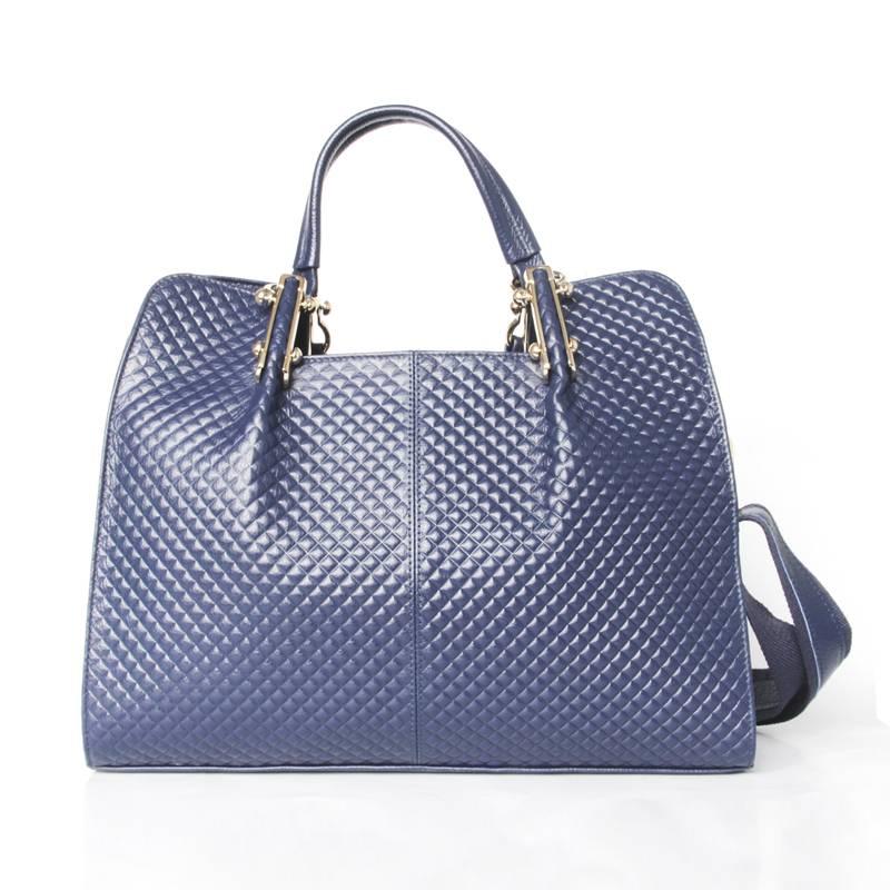 2013 guangzhou QK leather bag fashion handbag made of genuine leather for women
