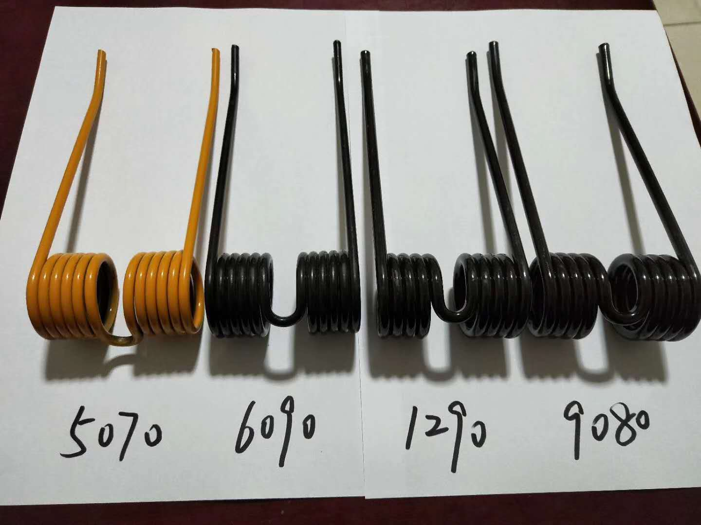 heavy duty agricultural machinery spring tine