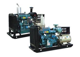 GF Series Single/Three-phase A.C.Diesel Generating Sets
