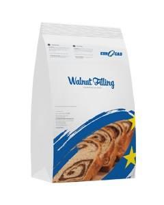 Powder premixes - Walnut filling