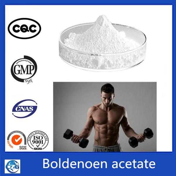 99% Purity Bodybuilding Steroid Powder Boldenoen Acetate