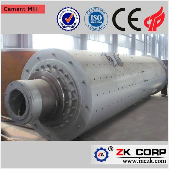 Ball mill for cement grinding station