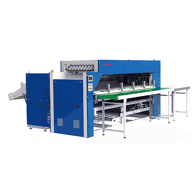 Rapid folding machine for hotel bed sheet and cover 1200pcs one hour