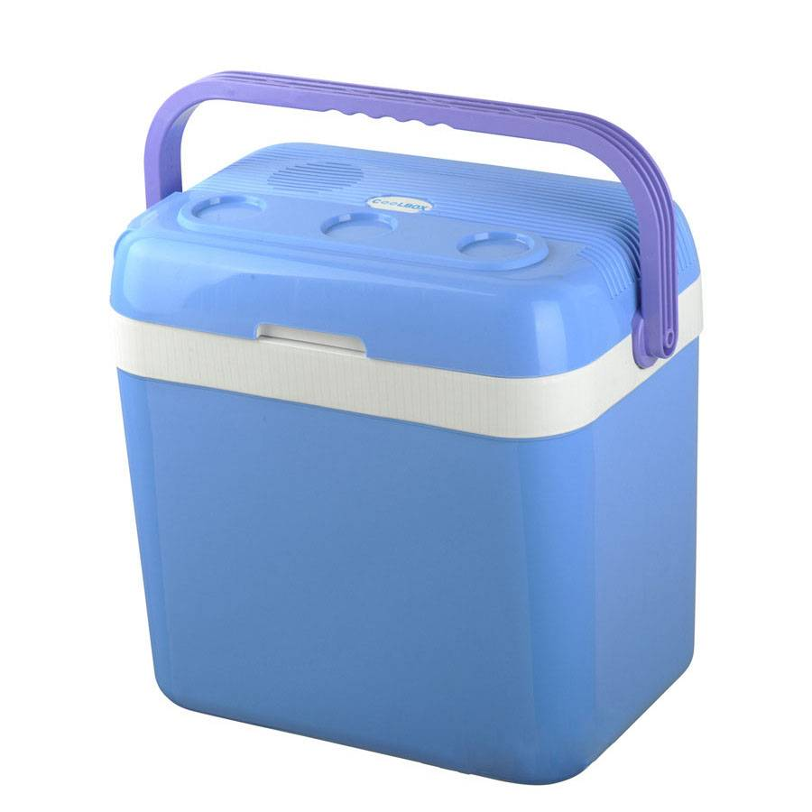 Cooler or Warmer 12V 32L 132A Mini Car Refrigerator /Car Small Refrigerator Dual-Use Refrigerator In