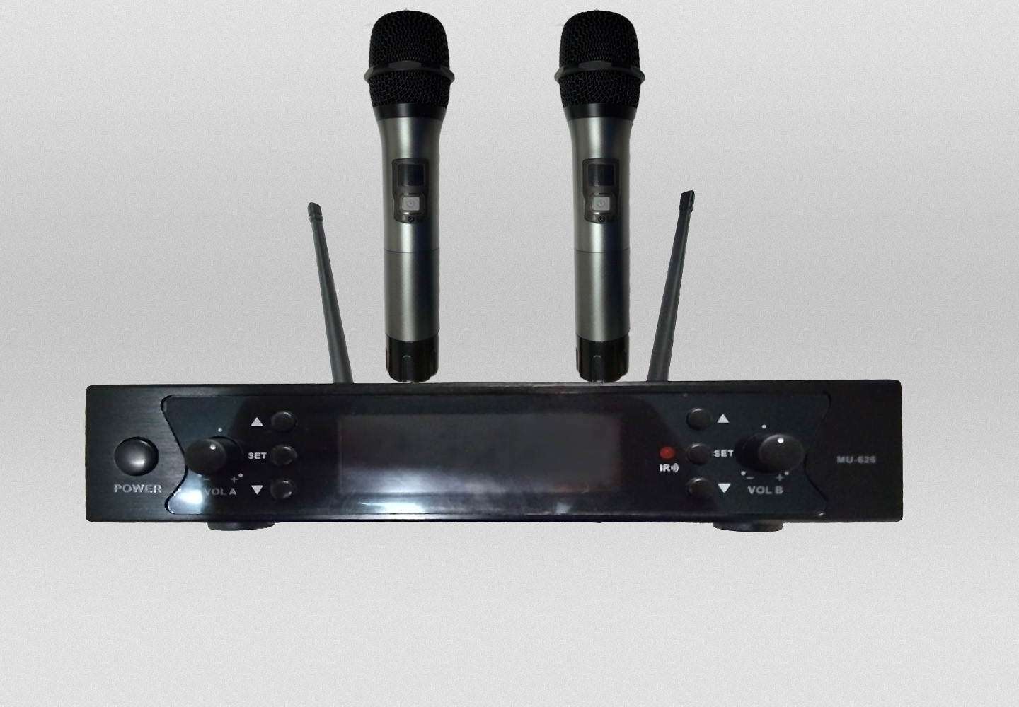 UHF 900 MHz Wireless Microphone eX-7