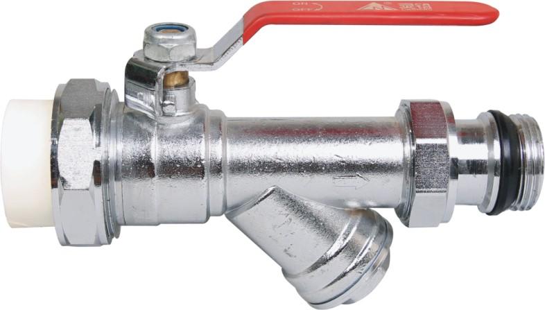 filter ball valve