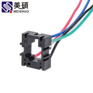 MEISHUO MSE socket male female connector relay socket