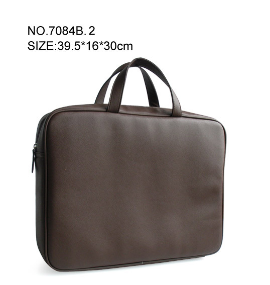 Men's Simple Style PU briefcases
