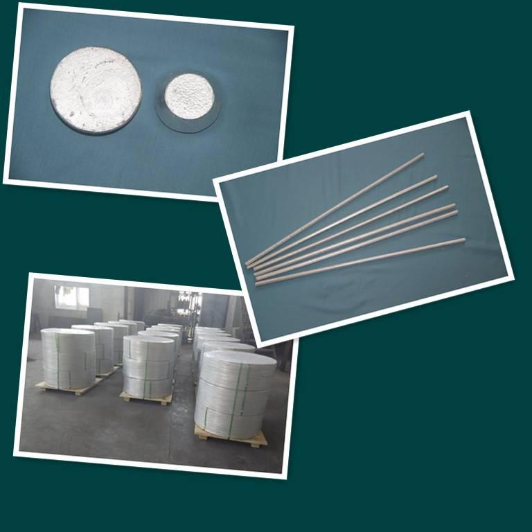 aluminum grain refiner