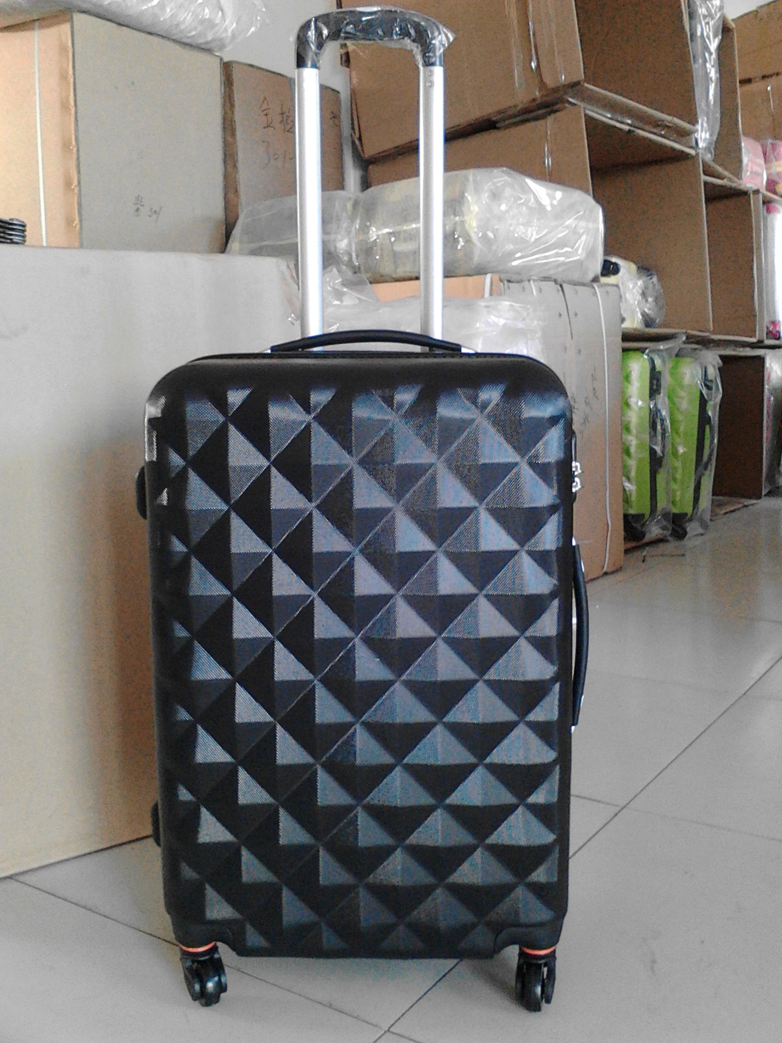 vantage travel bag diamonds trolley cases luggage bag