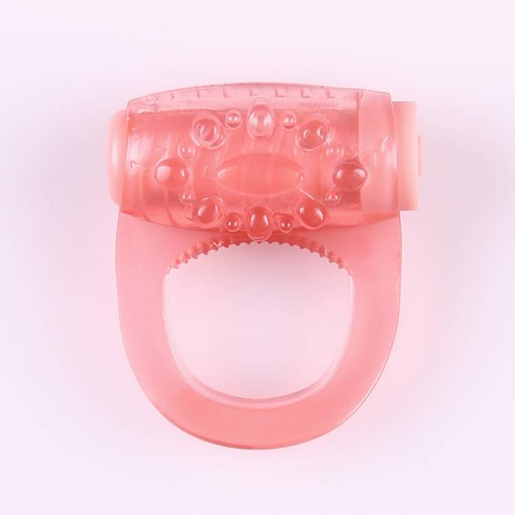 2015 Adult toys new flexible Delay Spray Vibrating cock ring sex toys for boys