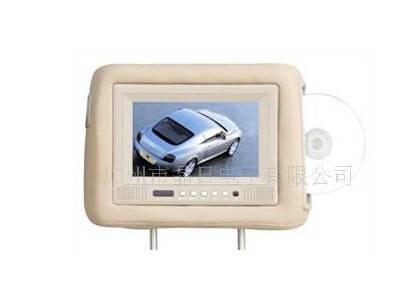 high quality car headrest DVD player JR-7228