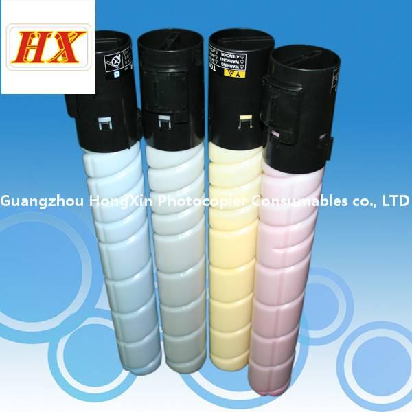 Color Toner Cartridge for Konica Minolta TN319 Bizhub C360