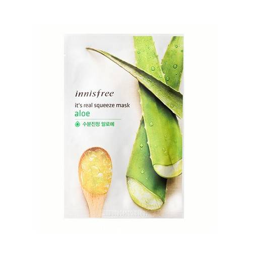 INNISFREE It's Real Squeeze Mask - Cucumber (1 Piece)