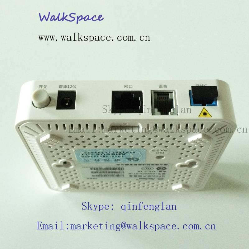 Original FiberHome GPON ONU, One GE Port & one Voice Interface Optical Network Terminal AN5506-01-B