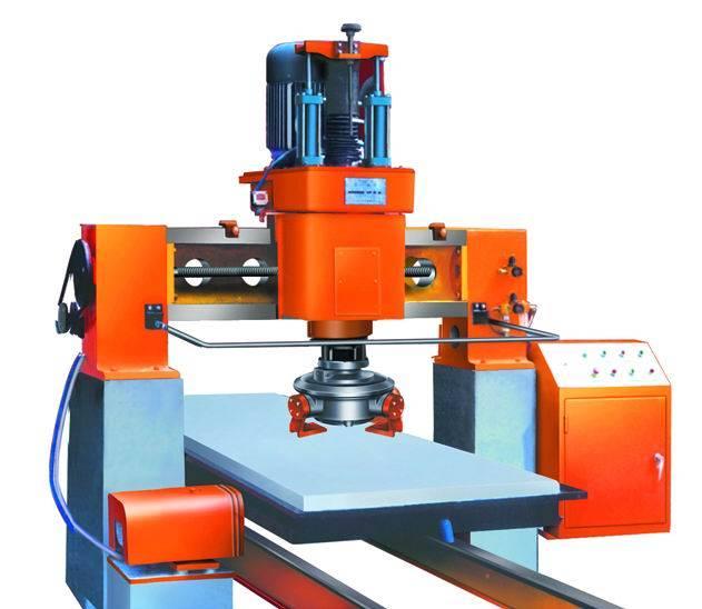 Model QM300X110 Bridge Type Single-head Grinding and Polishing Machine
