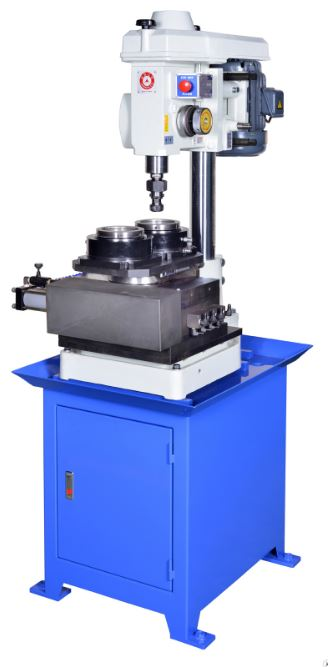 JT-6516C Auto. tapping machine with interchanging disk