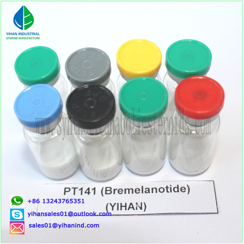 Paypal PT-141 10mg/Vial Female Enhancement Polypeptide PT141 (Bremelanotide) Judy