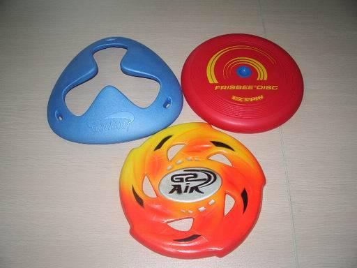 EVA frisbee