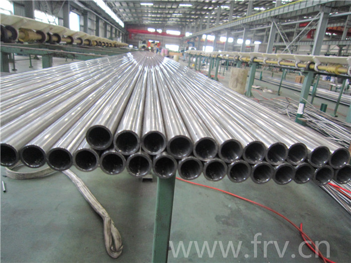 Industrial Precision Stainless Steel Pipe Mills