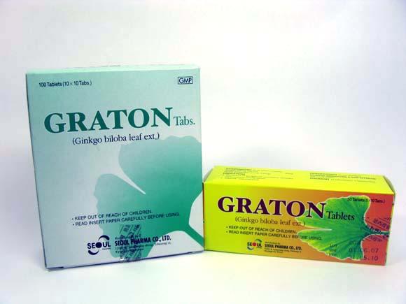 Medicine (GRATON TABLET)