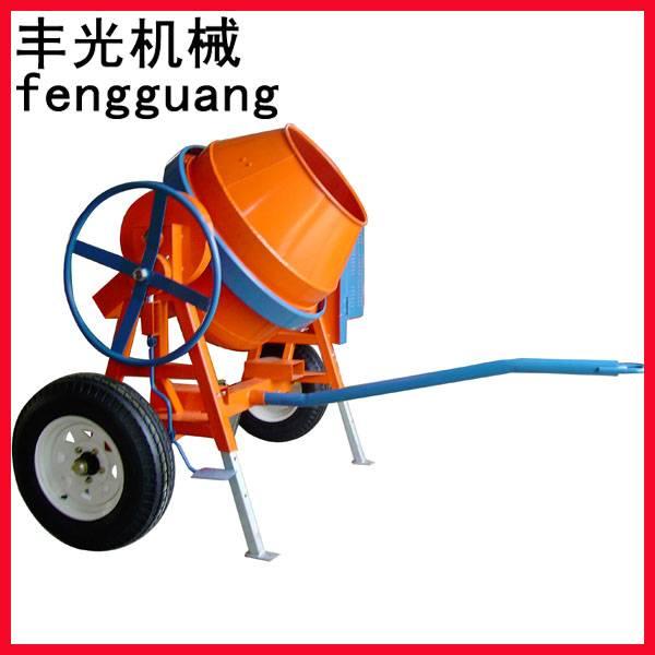 China concrete mixer 450L