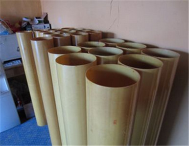 Epoxy fiber glass tube--3640