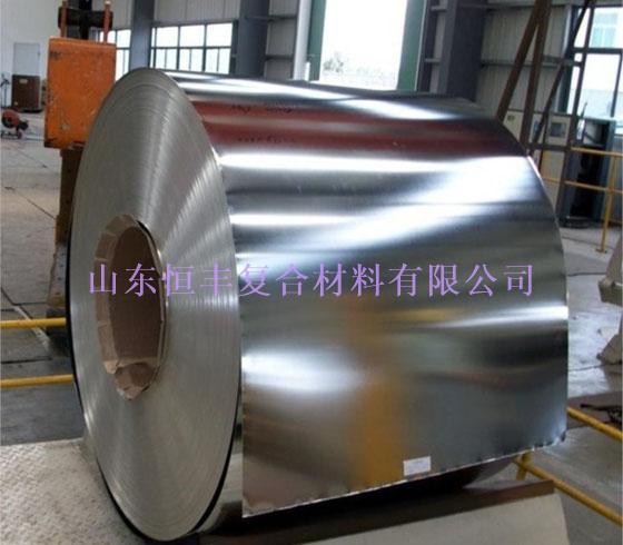Galvanized coated plates