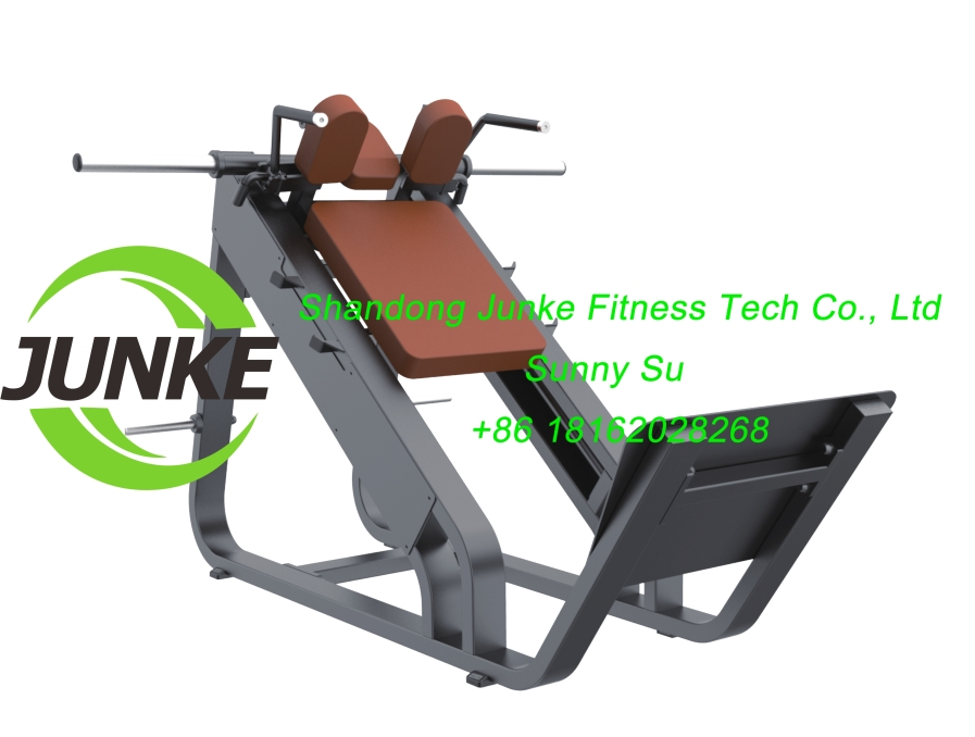 z657 hack squat commercial fitness equipemnt gym equipment