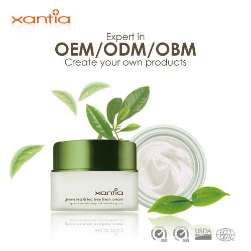 Acne Treatment Day Cream/Night Cream, OEM/ODM/OBM