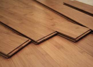 Bamboo Flooring inspection